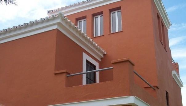 Por qu tengo que pintar la fachada con mortero monocapa - Mortero para fachadas ...